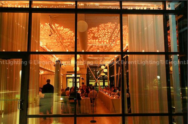 Ivy Branch Pattern Lighting | Elegant Event Lighting & Fall Wedding Lighting u0026 Décor Trends | Elegant Event Lighting ... azcodes.com