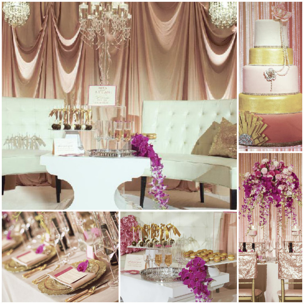 elegant event lighting chicago weddings events stationary sweets jazzy invitations floral cake flowers pink featured