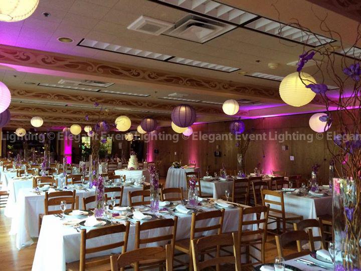 Elegant Event Lighting Chicago | Weekend in ReviewElegant Event ...