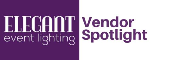 Elegant Event Lighting | Vendor Spotlight