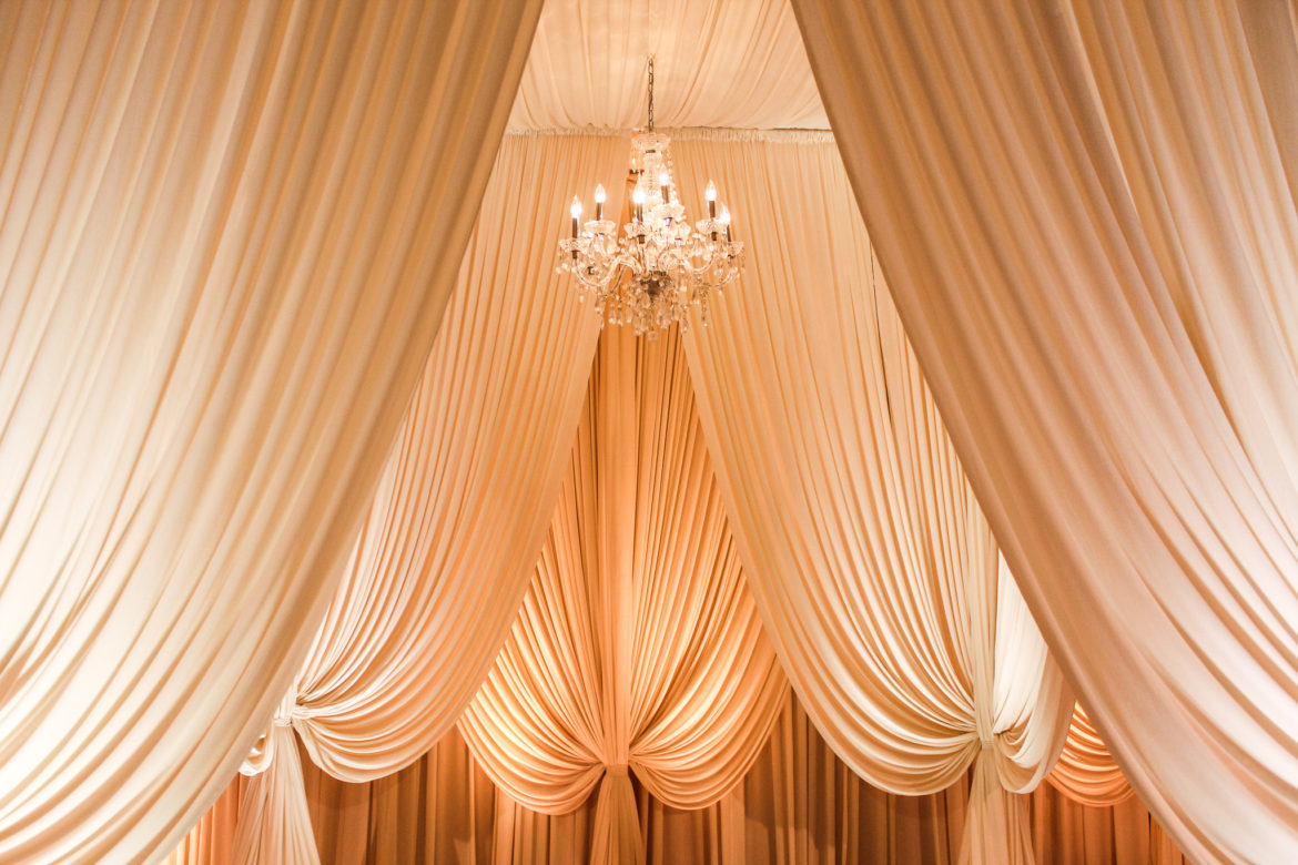 Elegant_Event_Lighting_Chicago_Four_Seasons_Wedding_Crystal_Chandelier_Bridal_Canopy_Chuppah_Ivory_Amber