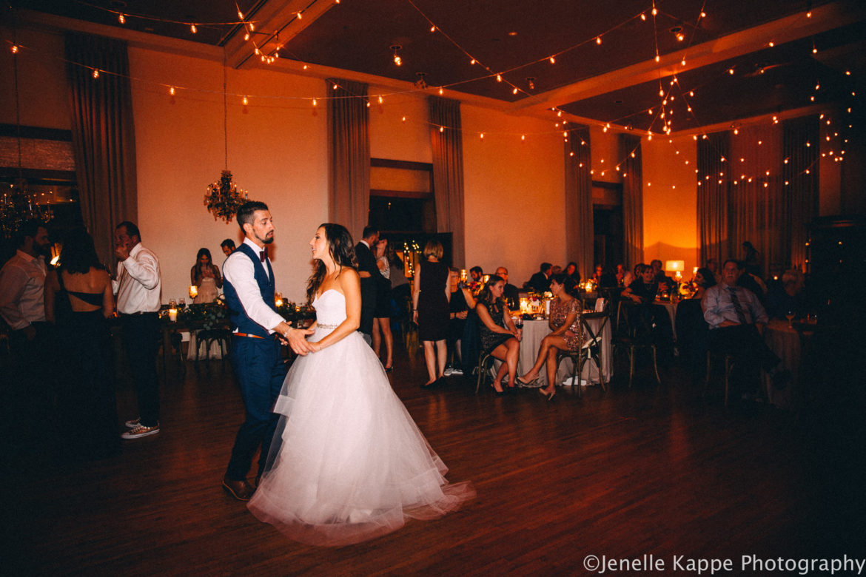 Elegant_Event_Lighting_Chicago_Ivy_Room_Wedding_First_Dance_Cafe_Globe_Lighting