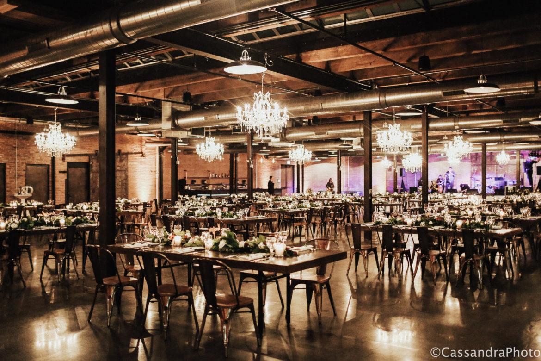 Elegant_Event_Lighting_Chicago_Morgan_Manufacturing_Wedding_Crystal_Chandelier_Room_Reception