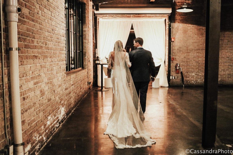 Elegant_Event_Lighting_Chicago_Morgan_Manufacturing_Wedding_Entrance_Drapin