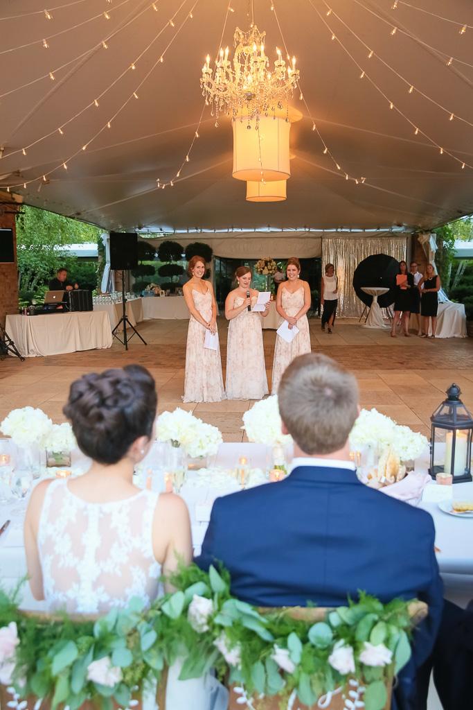 Brian & Kelly's Wedding at Chicago Chicago Botanic Garden