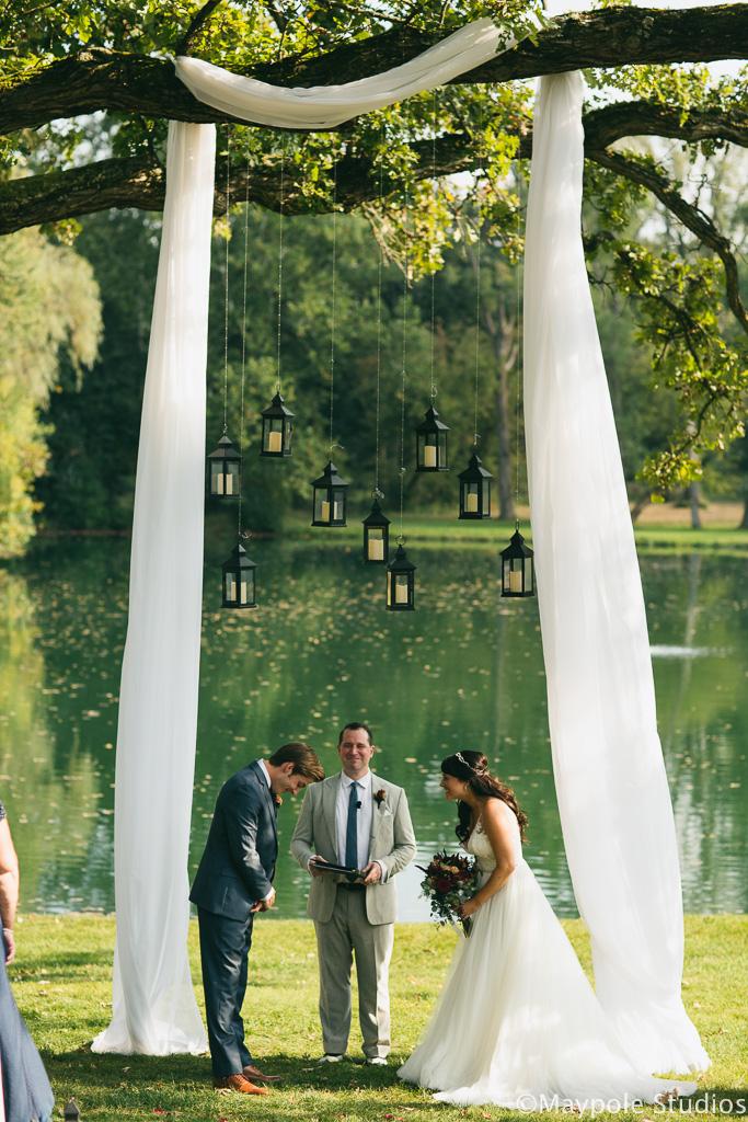 Elegant_Event_Lighting_Chicago_Wandering_Tree_Estate_Lake_Zurich_Wedding_Ceremony_Draping_Lanterns