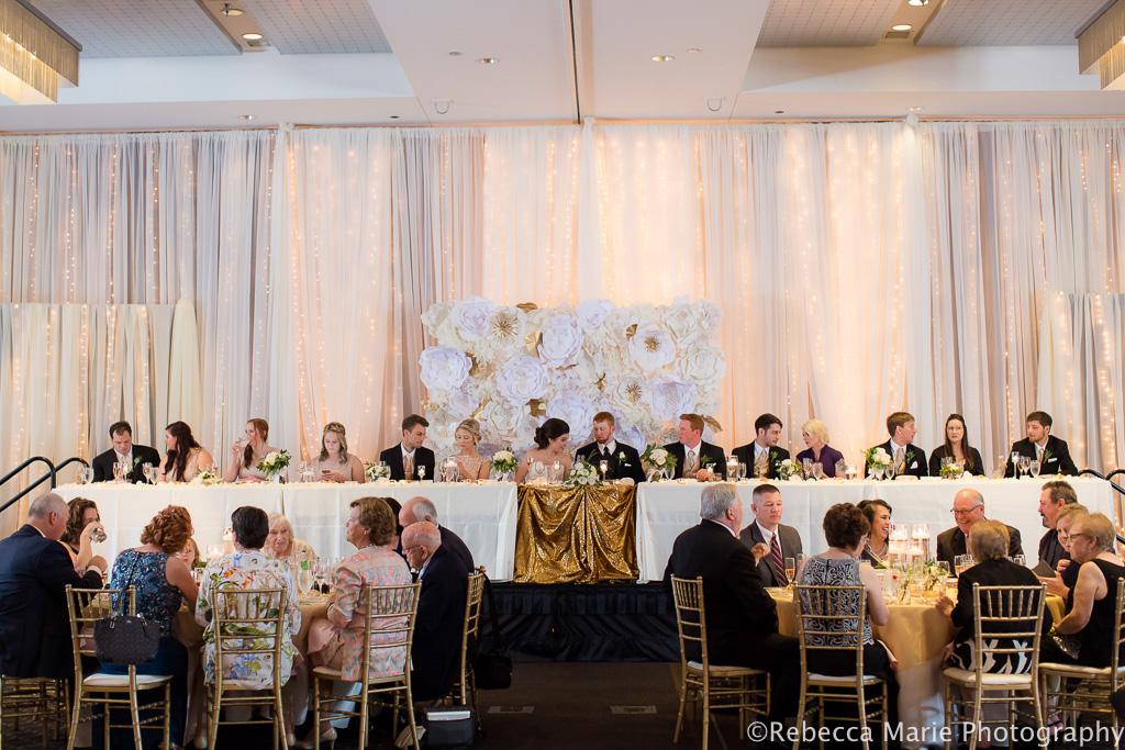 Elegant_Event_Lighting_Hotel_Arista_Naperville_Chicago_Wedding_Fairy_Light_Backdrop_Head_Table