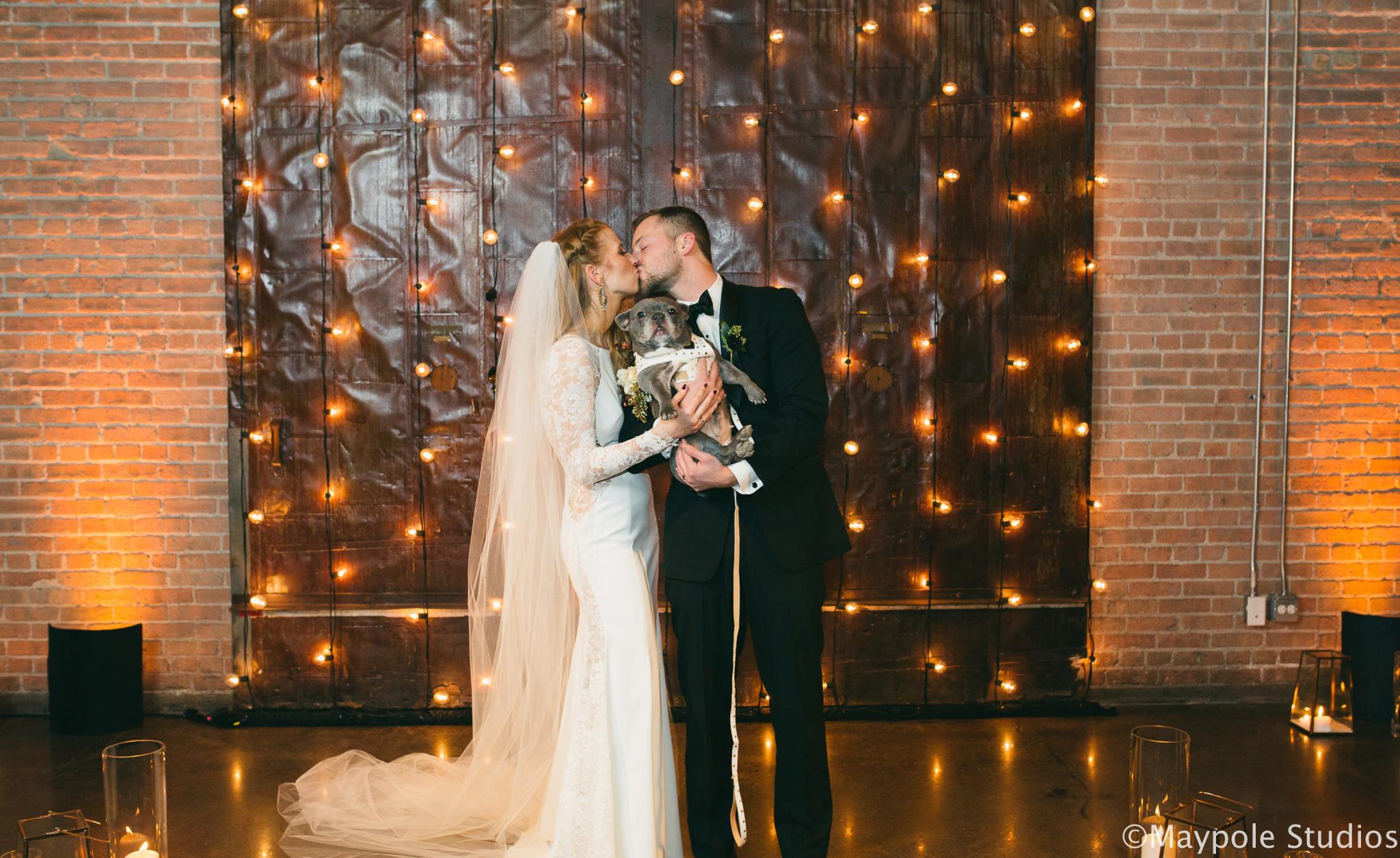Allison & John's Wedding at Morgan Manufacturing