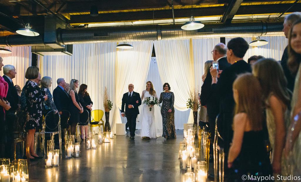 Elegant_Event_Lighting_Morgan_Manufacturing_Chicago_Wedding_Entrance_Draping_Ivory