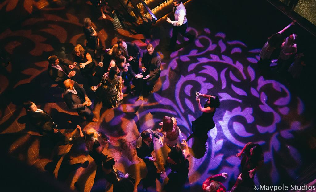 Elegant_Event_Lighting_Morgan_Manufacturing_Chicago_Wedding_Pattern_Wash_Lighting