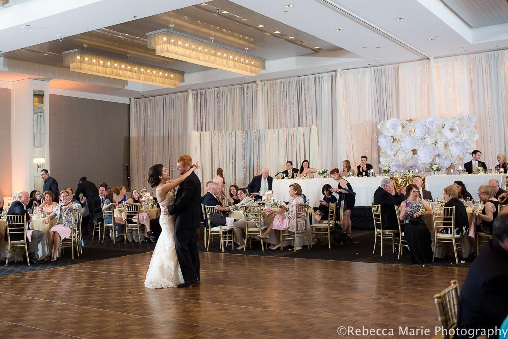 Alyssa & John's Wedding at Hotel Arista
