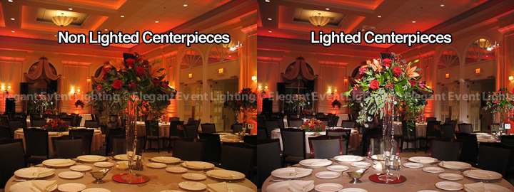 Centerpiece_PinSpot_Light_Wedding