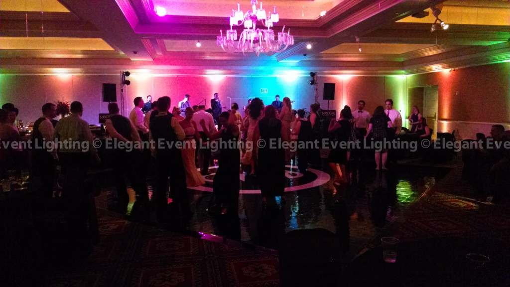 Perimeter Uplighting | Bolingbrook Golf Club