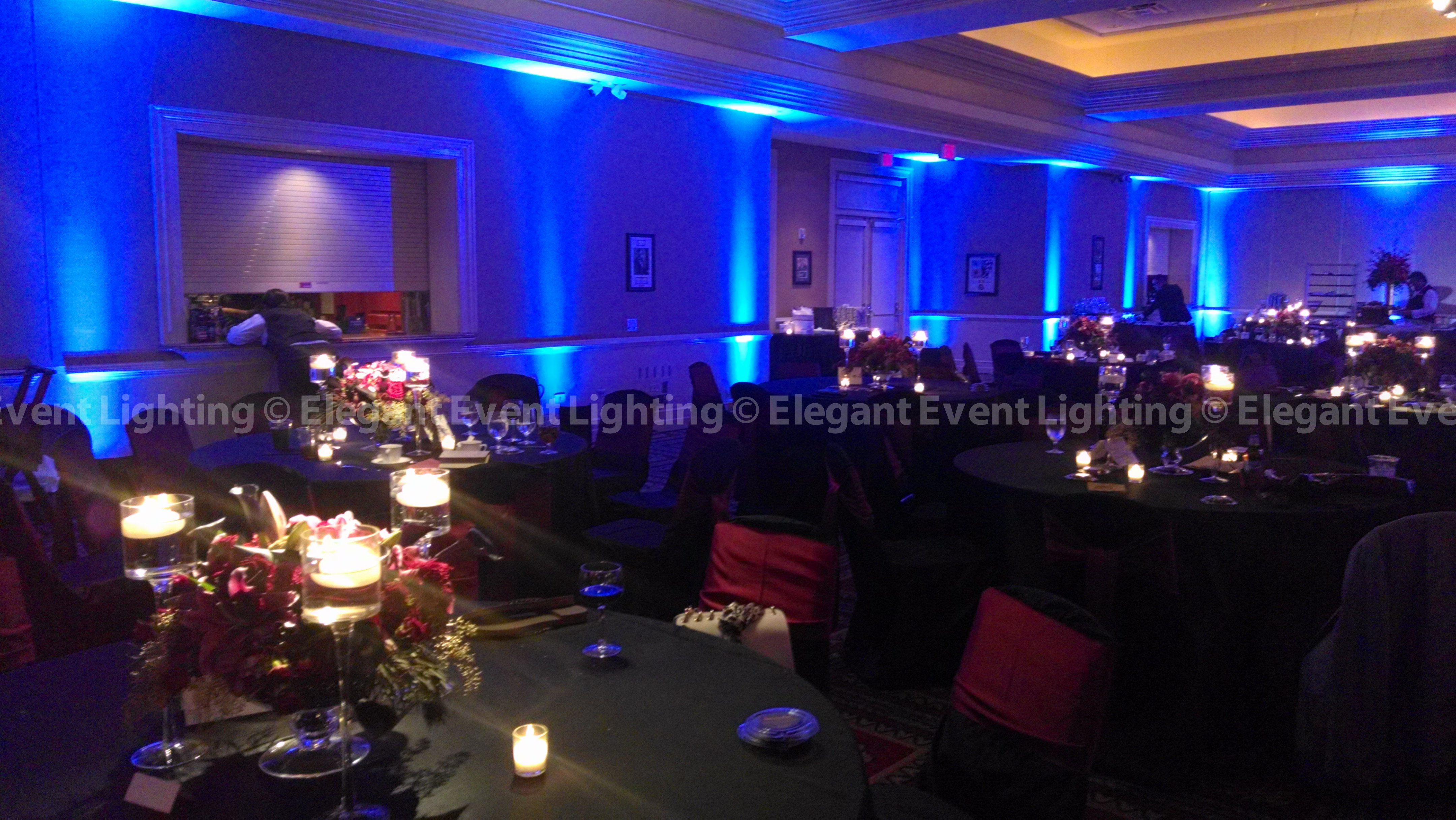 Todd Amp Craig S Wedding Elegant Event Lighting Chicago