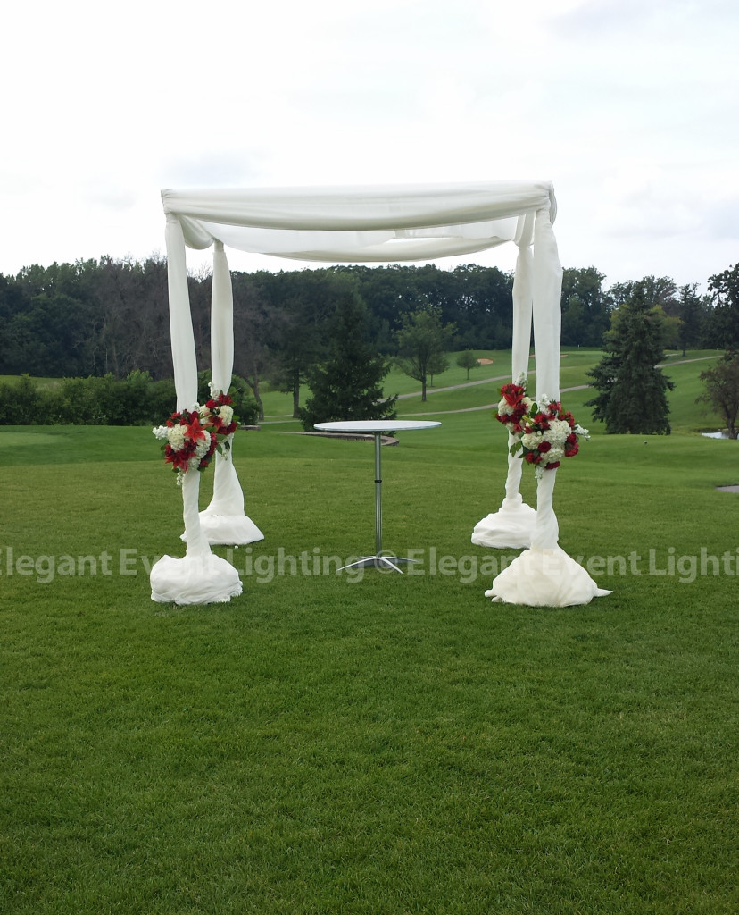 Eaglewood Resort & Spa | Chuppah