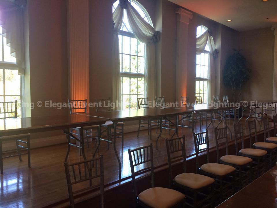 Abbington Distinctive Banquets   Uplighting