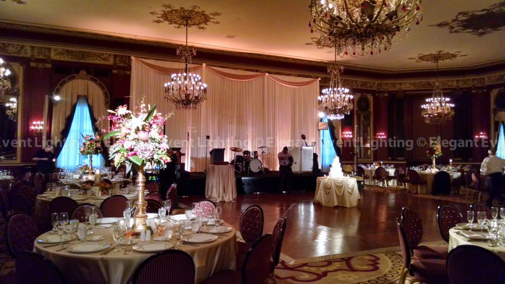 Palmer House Hilton | Backdrop