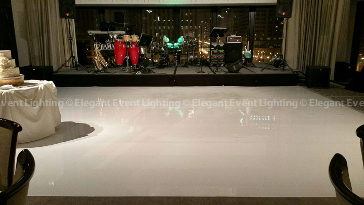 Band Wash Lighting | The Langham Hotel