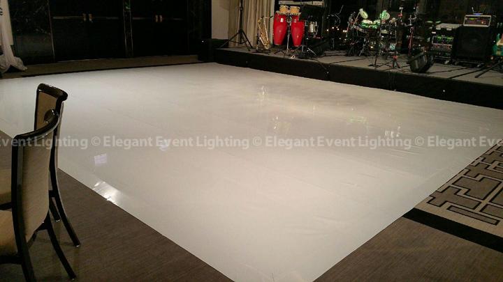 White Dance Floor | The Langham Hotel