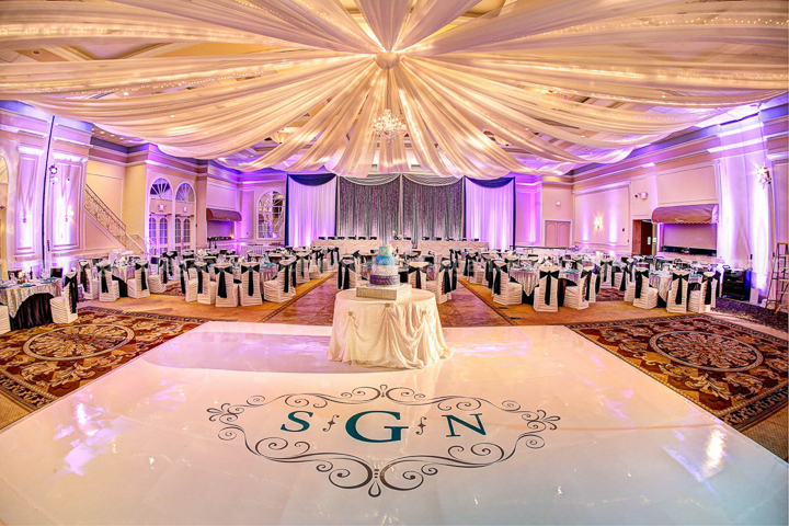 9 Ways To Light Your Reception Elegant Event Lighting