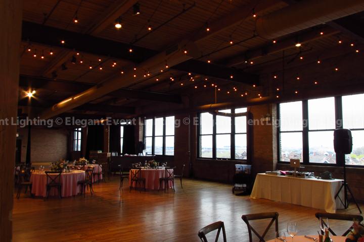 Cafe Globe Lighting   Bridgeport Art Center