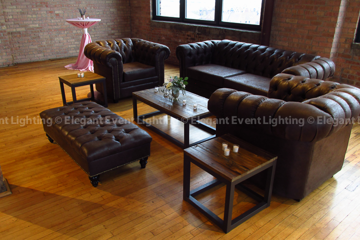 Lounge Furniture | Bridgeport Art Center