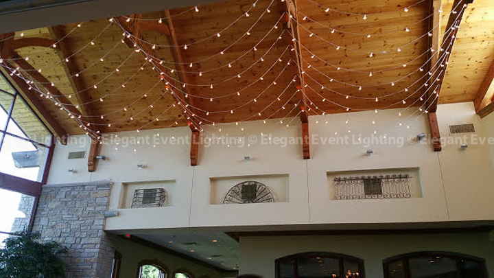 Cafe Globe Lighting | The Great Hall - The Onion Pub & Brewery