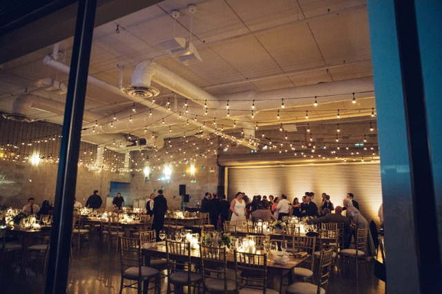 Cafe Globe Lighting & Amber Uplighting | Ignite Glass Studios