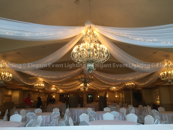Starburst Ceiling Canopy | St. Andrews Golf and Country Club
