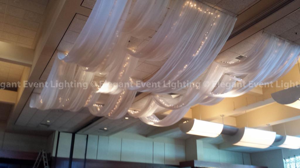 Cloud Ceiling Canopy | Bobak's Signature Events