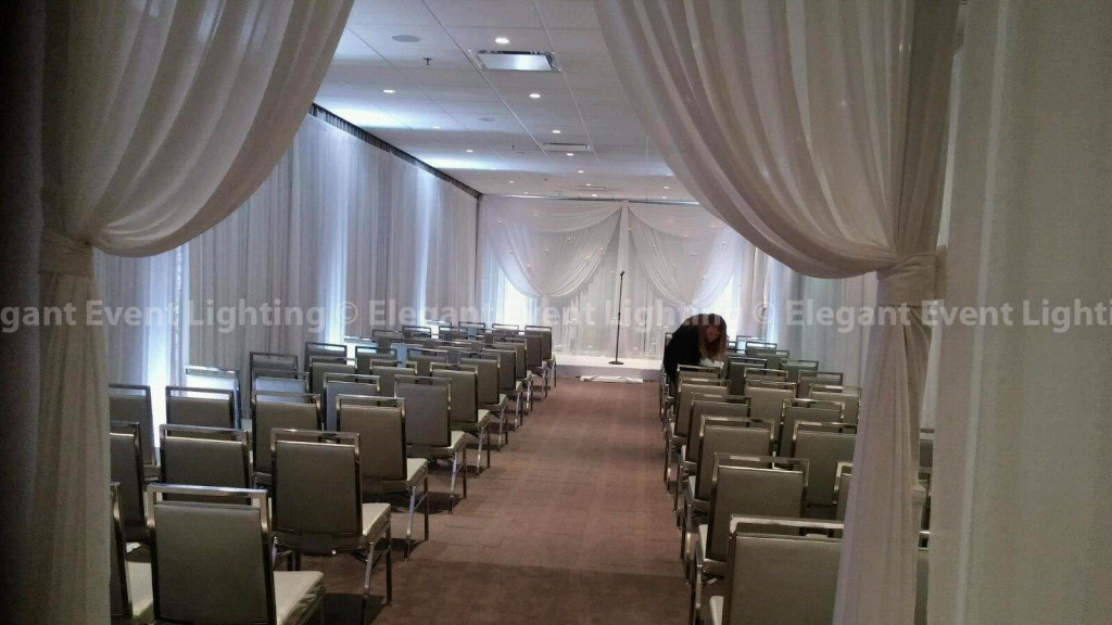 Ceremony Draping | Thompson Hotel