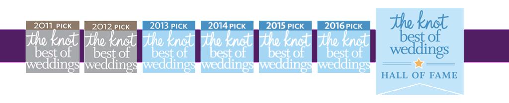 The Knot Best of Weddings 2016 | Elegant Event Lighting Chicago