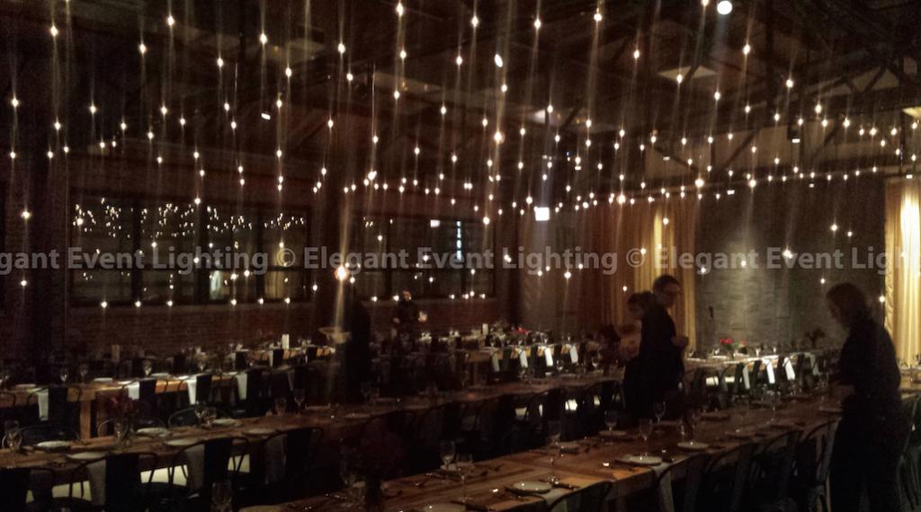 Cafe Globe Lights | Ovation Chicago
