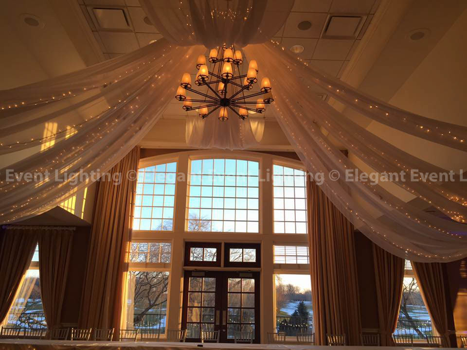 Ceiling Canopy | Arrowhead Golf Club