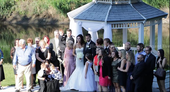 DoubleTree OB Ceremony Wedding Party-2