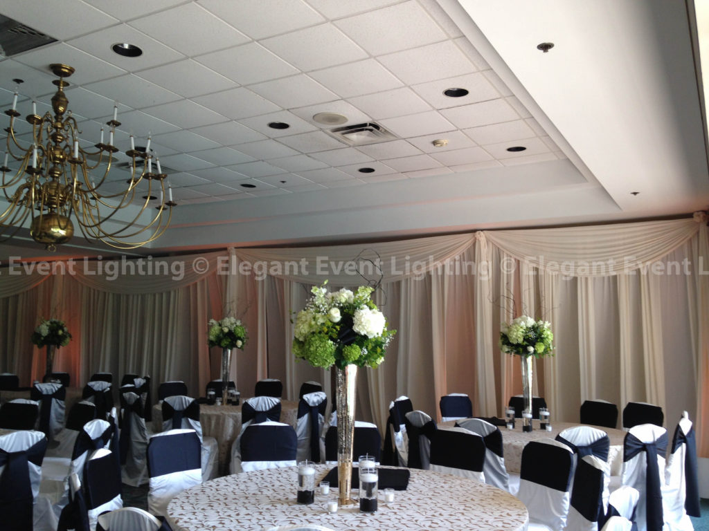 Drape Wall | Riverside Golf Club