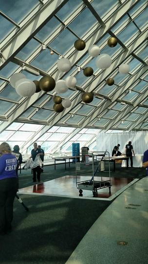 Paper Lanterns | Adler Planetarium