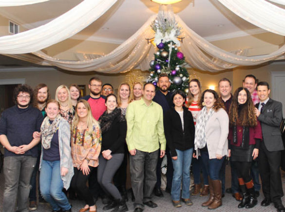 2016 S2D2/EEL Holiday Party