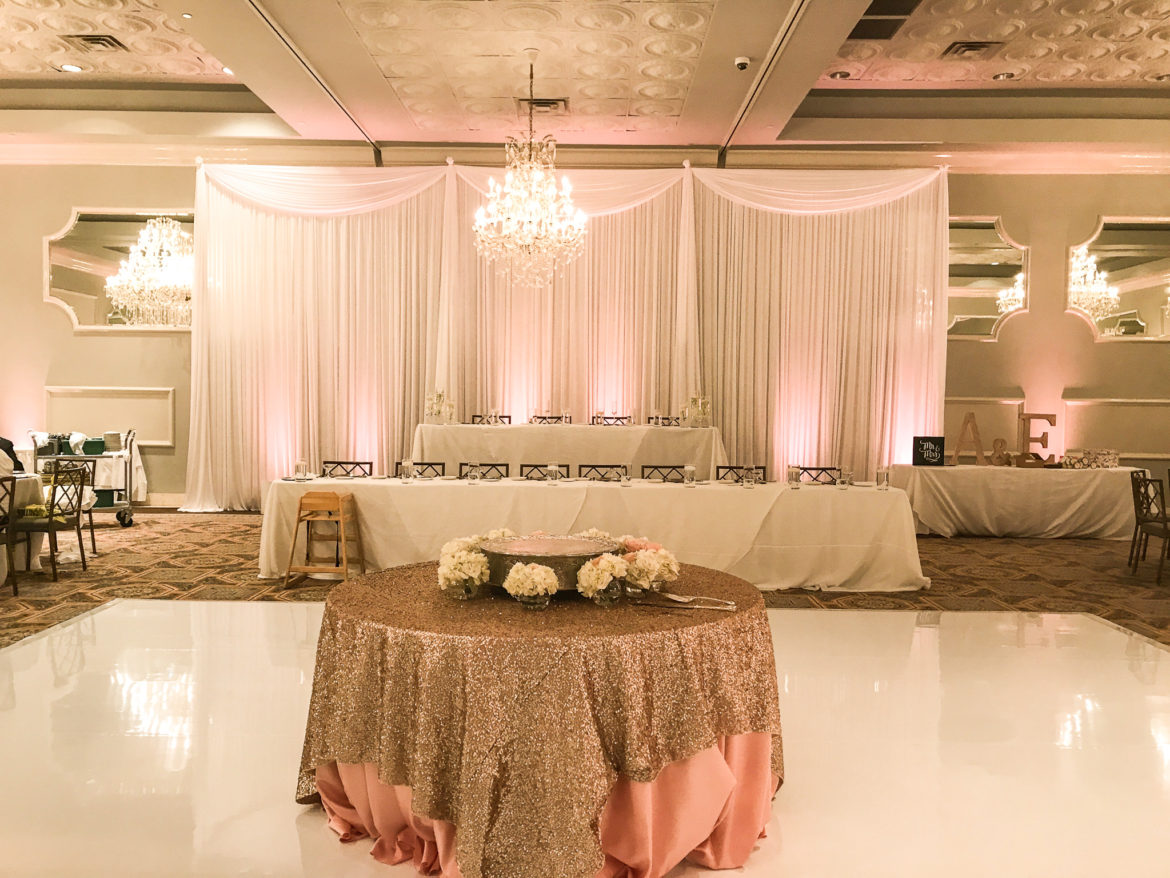 Elegant_Event_Lighting_Blush_Pink_Uplighting_White_Vinyl_Dance_Floor_Drury_Lane_Oakbrook-Terrace_Crystal_Ballroom