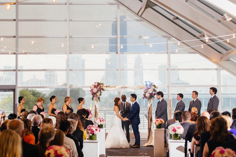 Elegant_Event_Lighting_Chicago_Adler_Planetarium_Wedding_Cafe_Globe_Lighting_String_Ceremony