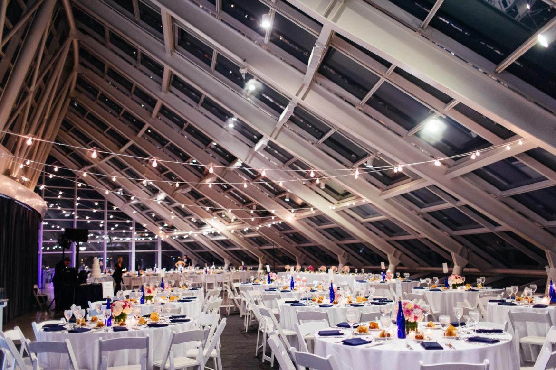 Elegant_Event_Lighting_Chicago_Adler_Planetarium_Wedding_Cafe_Globe_String_Lighting