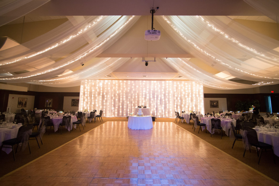Elegant_Event_Lighting_Chicago_Bobaks_Signature_Events_Woodridge_Wedding_Twinkle_Lights_Ceiling_Drapes_Backdrop_Recepption_Romantic