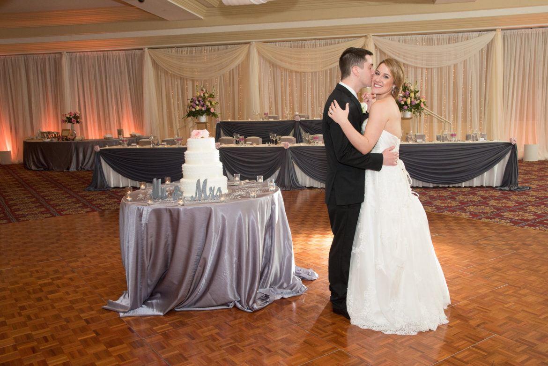 Elegant_Event_Lighting_Chicago_Bolingbrook_Golf_Club_Wedding_Ivory_Backdrop_Twinkle_Lights_Amber_Uplighting