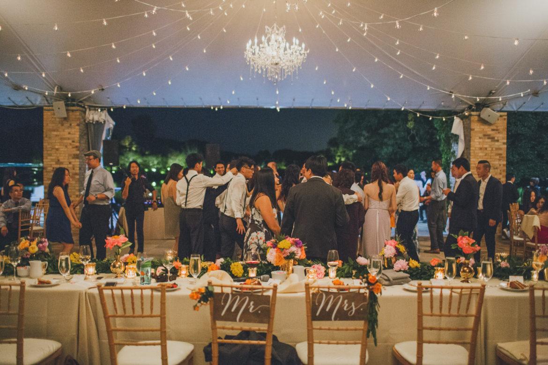 Elegant_Event_Lighting_Chicago_Botanic_Gardens_Glencoe_Wedding_Crystal_Chandelier_Cafe_Globe_Lighting_dance