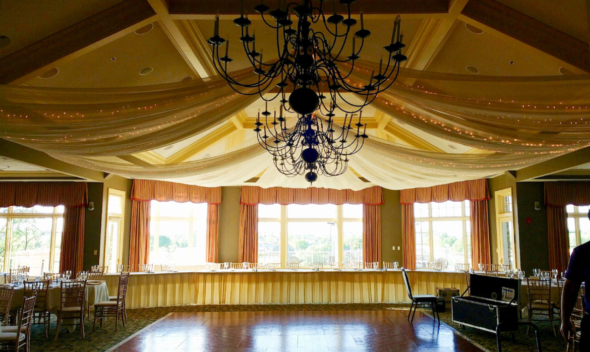 Elegant_Event_Lighting_Chicago_Crystal_Tree_Country_Club_Ceiling_Canopy_Drape_Chandeliers_Room