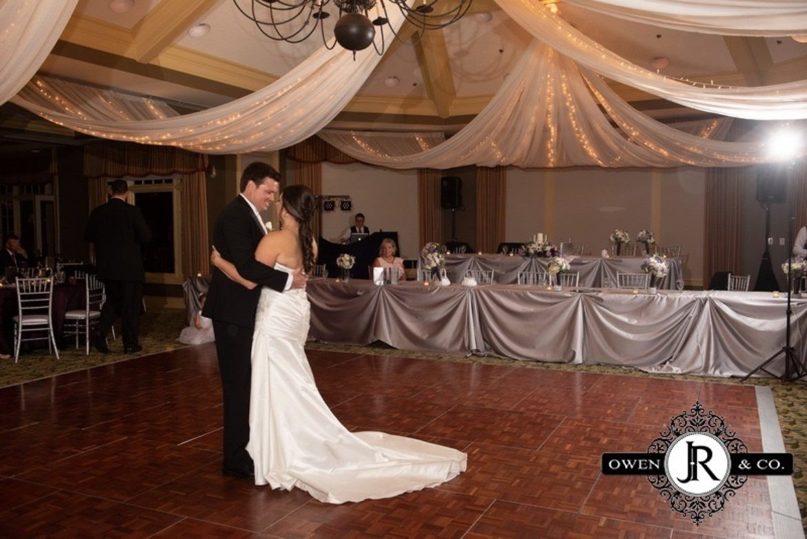 Elegant_Event_Lighting_Chicago_Crystal_Tree_Country_Club_Orland_Park_Wedding_Ceiling_Drapes_Twinkle_Lighting_First_Dance_Head_Table