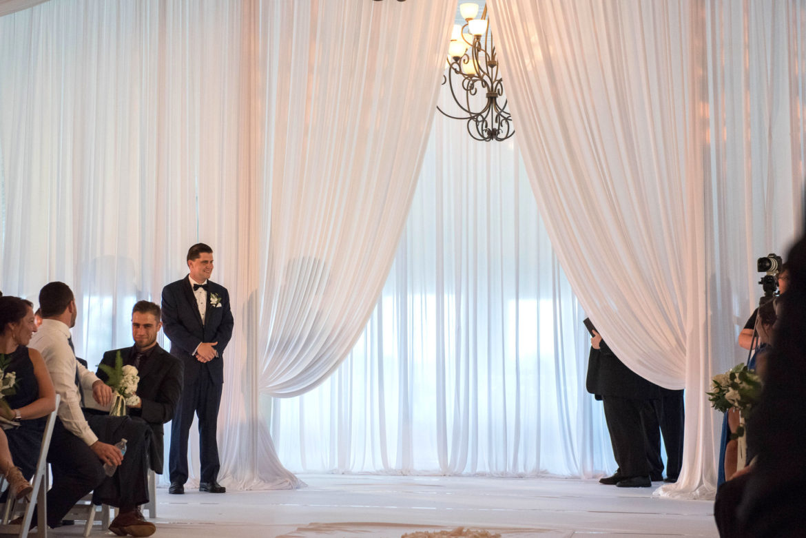 Elegant_Event_Lighting_Chicago_Eaglewood_Resort_Spa_Itasca_Wedding_Entrance_Draping_White