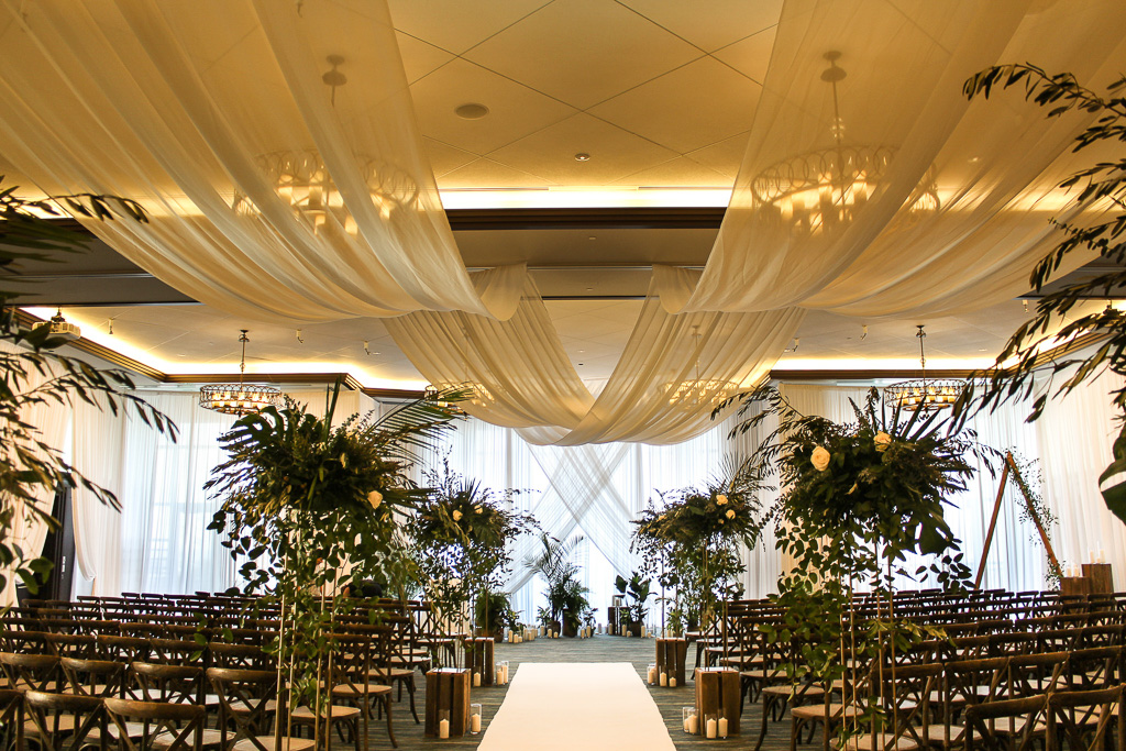 Elegant_Event_Lighting_Chicago_Edgewater_Wisconsin_Wedding_Ceiling_Drapes_Cloud_White_Draping