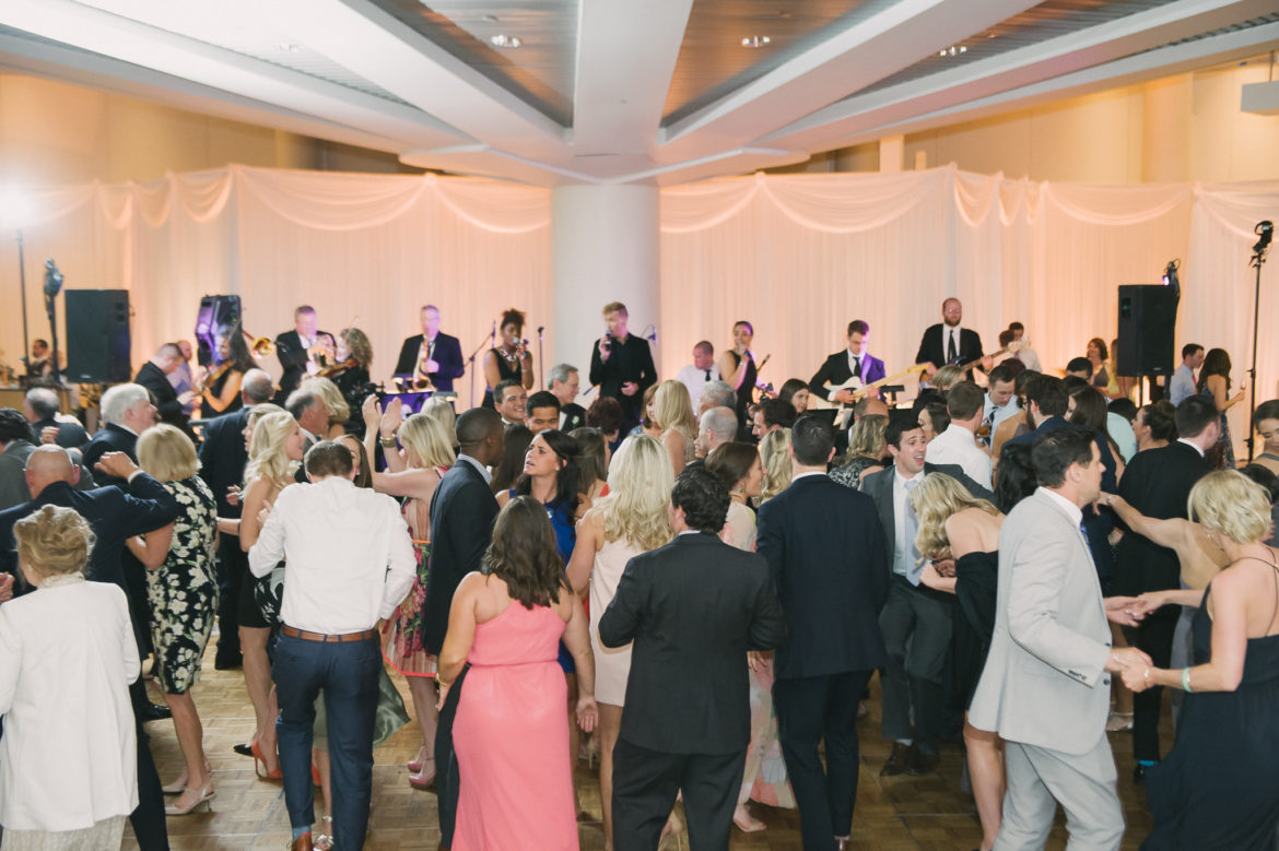 Elegant_Event_Lighting_Chicago_Esplanade_Lakes_Double_Tree_Downers_Grove_Wedding_Dancing_Band_Backdrop_White_Drapin