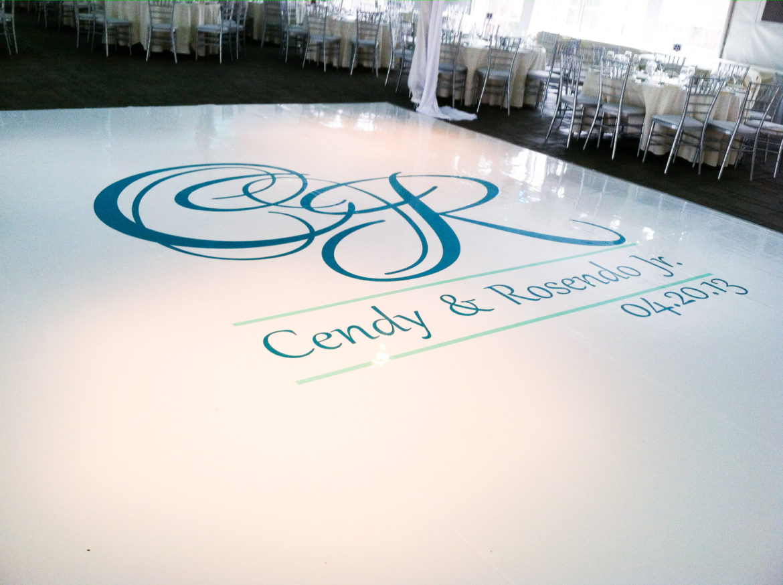 Elegant_Event_Lighting_Chicago_Fountain_Blue_Des_Plaines_Wedding_White_Dance_Floor_Vinyl_Monogram
